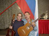Андрей Афонин и Валерий Эргардт