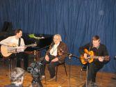 Фото сделано в Центре Авторской Песни во время концерта Евгения Аграновича 23 февраля 2007. Фотограф Анна Ефремова