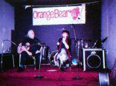 Юля Беломлинская,  концерт в Оранжевом Медведе - 1998 год. Нью-Йорк.