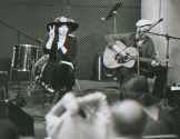 Юля Беломлинская,   концерт в Оранжевом Медведе - 1999 год. Нью-Йорк.