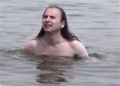 Израиль. Погружение в воды Мёртвого моря