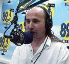 """Один из первых эфиров на """"Первом радио"""",  которые начались в октябре 2002"""
