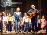 Татьяна и Сергей Никитины поют на Никитинских встречах