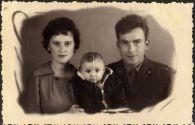 Маина (Мая),  маленький Юра,  Николай Соловей
