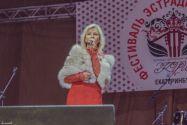 Инна Наговицына,  фестиваль «Кузница Уральского Шансона» г. Екатеринбург 2013
