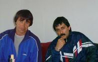 Анатолий Барбакару и Робик Чёрный