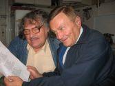 С А.Лобановским