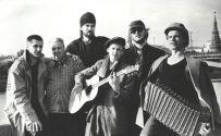 Группа Лесоповал в первоначальном составе