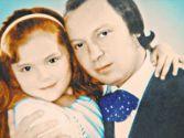 Валерий Ободзинский с дочерью Анжелой. Ей посвятил свою песню Анжела.