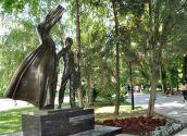Памятник В.Высоцкому,  г. Ростов-на-Дону
