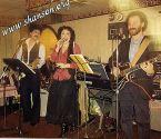 Фима Фельдман (басист),  Майя Розова и Гриша Димант
