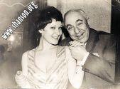 Майя Розова с Яковом Генделем