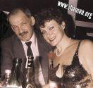 Майя Розова и Евсей,  между песнями в ресторане «Paradise»