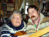 Александр Лобановский и Антон Щербаков