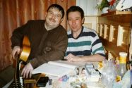 Михаил Круг и Леонид Телешев