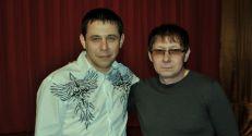 Павел Павлецов с Владимиром Шипицыным