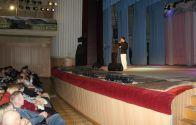 Концерт в г. Березники,  Пермский край.