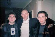 С Владом Павлецовым и Игорем Погореловым
