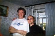 Джим Грей и Федосей,  2006г.