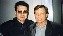 Гари Голд и Николай Караченцов