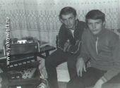 Сергей Пименов. Школьные годы. Ташкент. 1987 год.