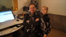 Валерий Разумовский в студии