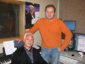 Валерий Разумовский с Владимиром Спиваковым