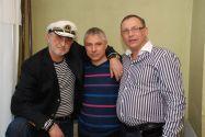 Прохор Громов,  Николай Смолин,  Валерий