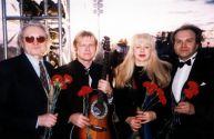 Ю.Маликов,  В.Дьяконов,  И.Шачнева,  В.Белянин (Самоцветы 1999)