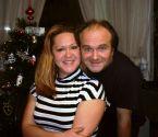 В. Белянин и Ирина Сурина (8.01.2010)
